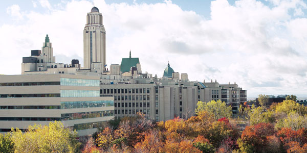 Université de Montréal virtual campus university tours in Quebec