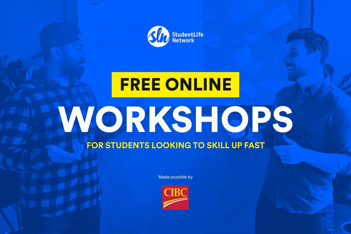 SLN workshops student skills free