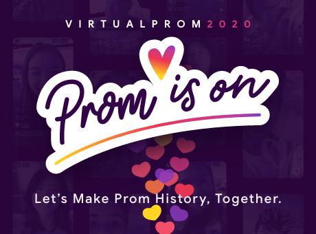 #PromIsOn2020
