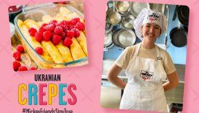 easy ukrainian crepes recipe