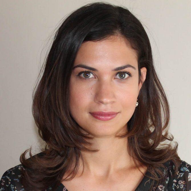 Sara Mojtehedzadeh TEDxToronto